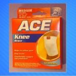Ace Knee Brace in package