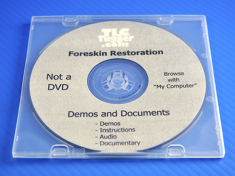 TLC Tugger Demos and Docs CD-ROM