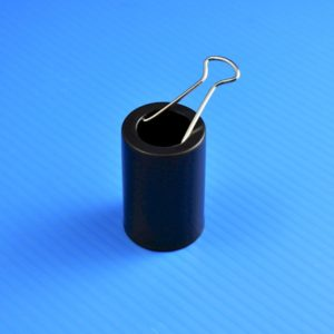 Canister for Taped Tugging