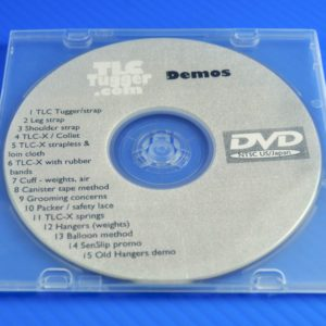 TLC Tugger Demos DVD