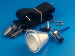 KVLCHW - venltess Hanger kit