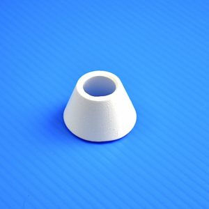 White Spacer Cone - Hangers