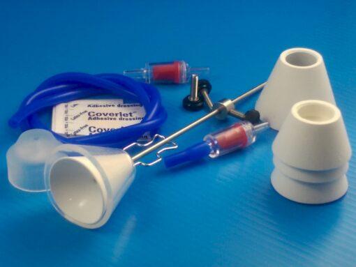 TLC FlexAir kit components